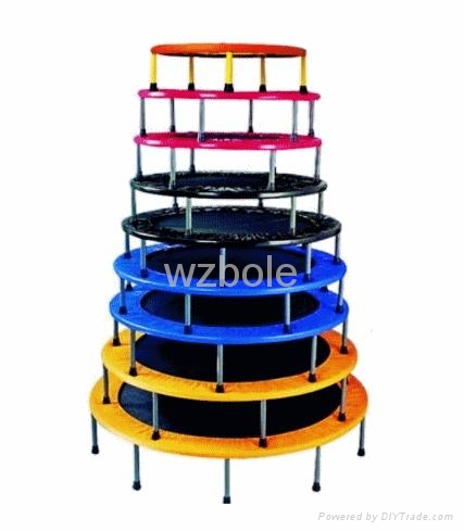 GS/TUV Standard High Quality Trampoline with Enclosure 3