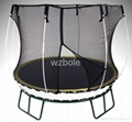 GS/TUV Standard High Quality Trampoline with Enclosure 4