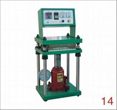 工藝品加工機械飾品硅膠壓模機