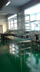 柔性管生产线作业台