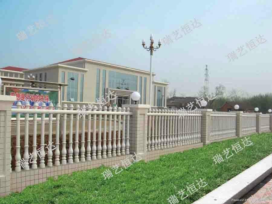 河堤护栏,交通隔离护栏,围界围墙栏杆,花箱,花坛,树桩,树池,欧式构件