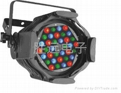 36顆1W不防水LED大功率帕