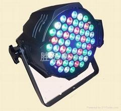 54顆3W不防水LED大功率帕