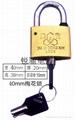 電力表箱鎖 4