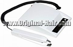 ultrasonic hair connector