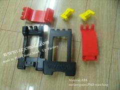 ShenZhen CNC plastic rapid prototype