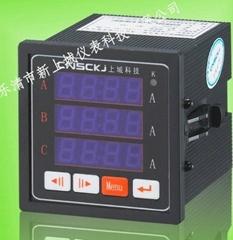 HB4735/HB5735B交/直流电流电压表