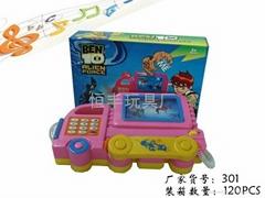 玩具電話機