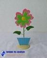 ND012 Metal Flower 1