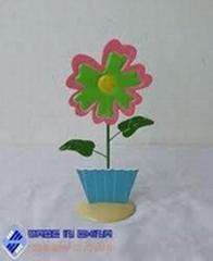 ND012 Metal Flower