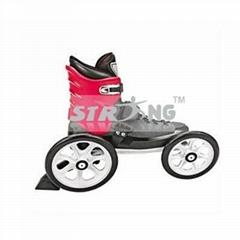 Land roller skate