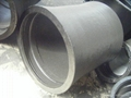 Ductile iron Double socket collar pipe