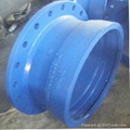 Ductile Cast Iron Flange Pipe Fittings 2