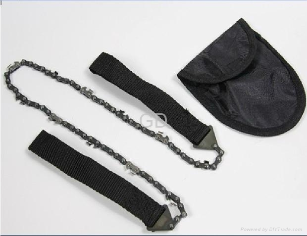 Pocket Chain Saw 1