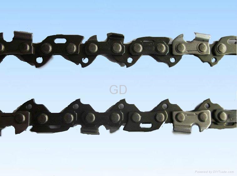325 Gasoline Square Teeth Saw Chain 3