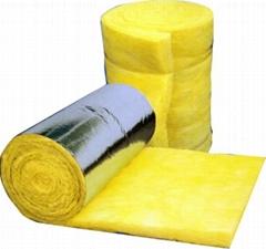 供应玻璃棉保温材料