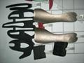 運動鞋面鞋材高頻高周波熱合壓花機 4
