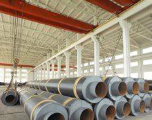 蒸汽保溫鋼管