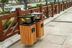 江西南昌環保垃圾桶