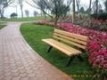 塑木休閑椅 2