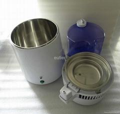 High efficiency water distiller