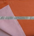 Nylon Fabric With White PU