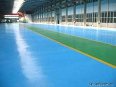 环氧树脂滚涂式防尘地板