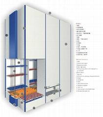 積木式重型聯體提升貨櫃