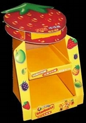 candy counter display rack