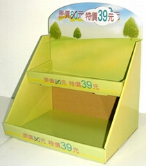 baby toys counter display rack