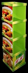 Food  Display equipments in supermarket