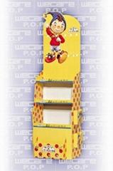 Chilidren  Products  Display Shelf