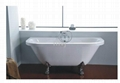 Bath Tubs With Leg/ Claw Foot Bathtub