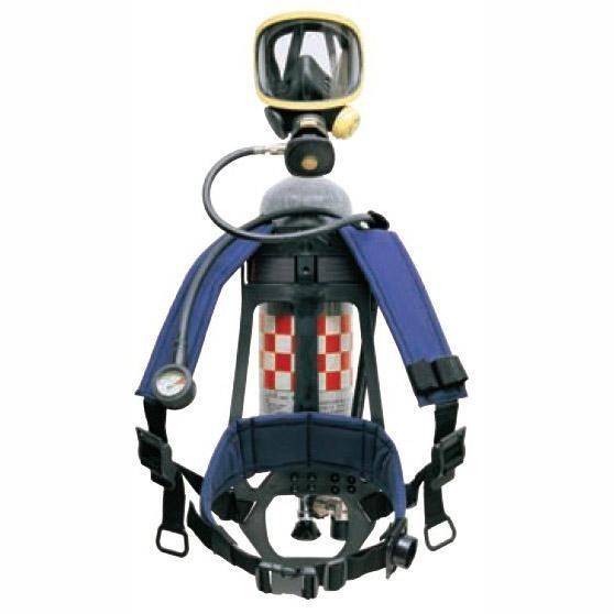 巴固正壓式空氣呼吸器 1