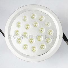LED暢銷型天花燈供18X1W LED