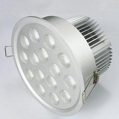 15X1W大功率天花燈