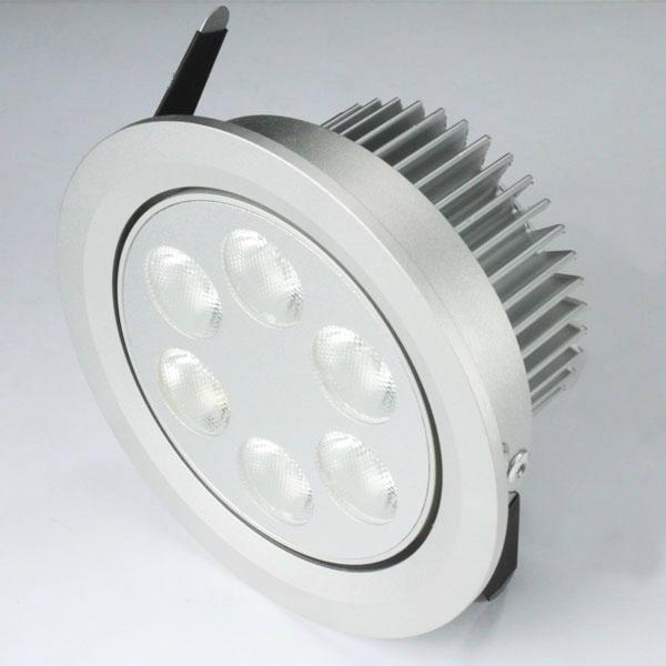 LED6X1WLED天花燈 1