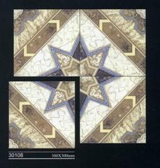300*300mm glazed ceramic floor tiles