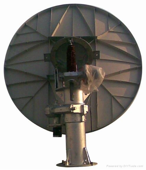 卫星天线测试转台