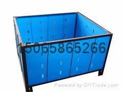 氣調冷庫鐵桶內中空板