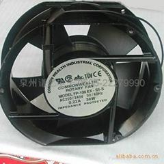 台湾三协散热风扇FP-108EX-S1-B