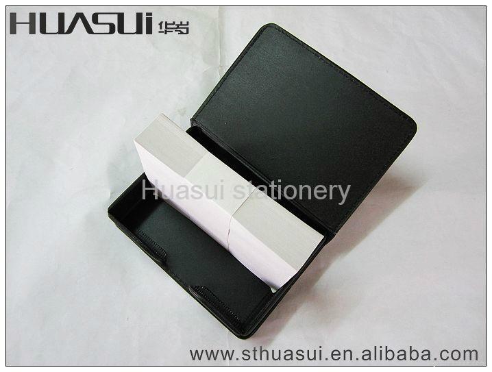 white paper squared memo cube 4