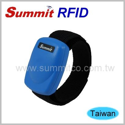 2.45G Active Tag (Wristband, Waterproof) 1