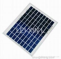 [廠家生產]10W多晶太陽能層壓電池板