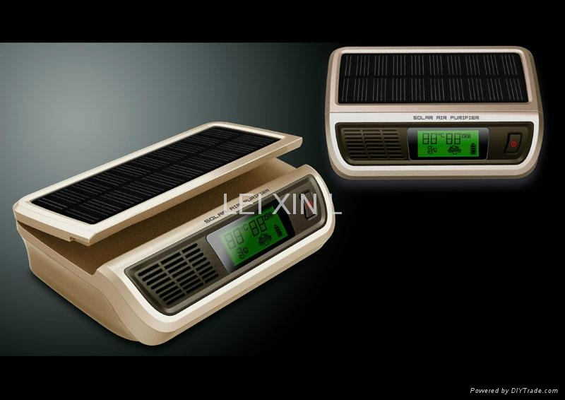 [廠家生產]LX-8058車載淨化器 1