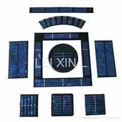 [廠家生產]0.1W-5W滴膠太陽能電池板
