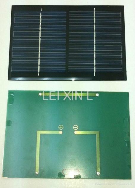 [廠家生產]0.1W-5W滴膠太陽能電池板 2