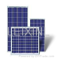 多晶層壓太陽能電池板
