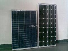 太陽能 80W多晶太陽能電池板