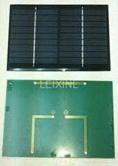 0.1W-5W滴膠太陽能電池板組件